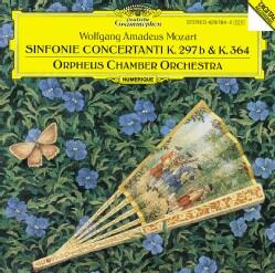 Orpheus Chamber Orchestra - Mozart:Sinfonie Concertanti