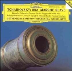 Pyotr Il'yich Tchaikovsky - Tchaikovsky: 1812 Overture/Marche Slave