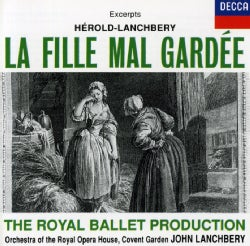 Covent Garden Orchestra of The Royal Opera House - Herold: La Fille Mall Gardee-Highlights