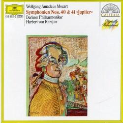 Vienna Philharmonic Orchestra - Mozart: Syms.40 & 41