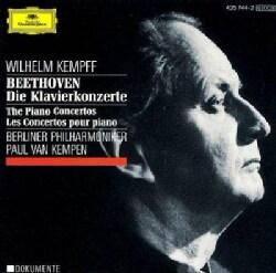 Kempff/Van Kempen/Bp - Beethoven:5 Piano Concertos
