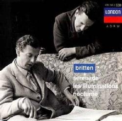 London Symphony Orchestra - Britten: Serenade, Les Illuminations, Nocturne