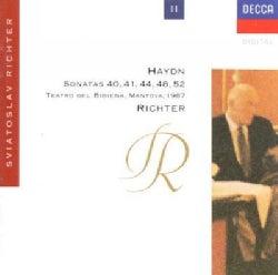 Sviatoslav Richter - Haydn: Piano Sonatas Nos 40, 41, 44, 48, 52