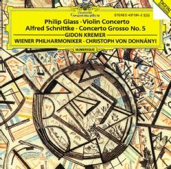 Various - Glass:Violin Concerto