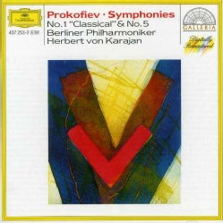Sergey Prokofiev - Prokofiev: Syms. 1 & 5