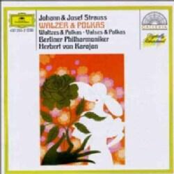 Herbert Von Karajan - Strauss: Waltzes and Polkas