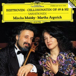 Various - Beethoven:Cello Sonatas Op 69/102