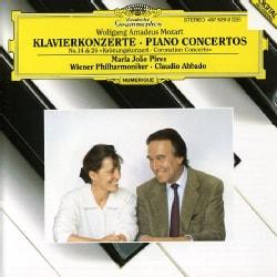 Vienna Philharmonic Orchestra - Mozart: Piano Concertos Nos 14 & 26