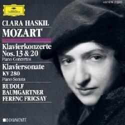 Ferenc Friscay - Mozart: Piano Concertos Nos 13 & 20