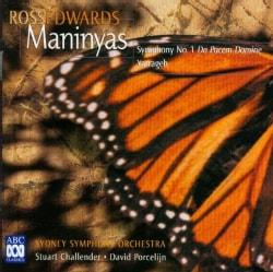 Sydney Symphony Orchestra - Edwards: Maninyas
