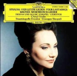 Various - Strauss,R:Four Last Songs/Wagner