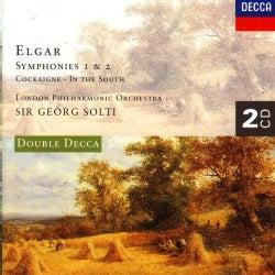 Solti/London Philharmoic Orchestra - Elgar:Sym 1 & 2