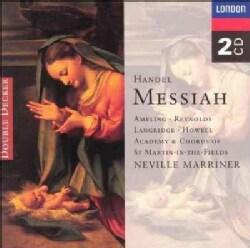 Neville Sir Marriner - Handel: Messiah