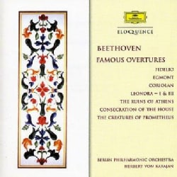 Berlin Philharmonic Orchestra - Beethoven: Famous Overtures