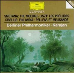 Berlin Philharmonic Orchestra - Smetana: Moldau