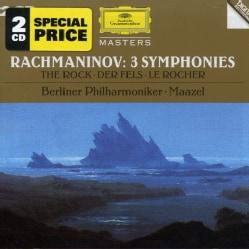 Sergei Rachmaninov - Rachmaninov: Symphonies Nos 1-3