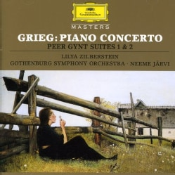 Gothenburg Symphony Orchestra - Grieg: Piano Concerto in A Minor, Peer Gynt Suites Nos 1 & 2