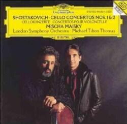 Mischa Maisky - Shostakovich: Cello Concertos Nos 1 & 2
