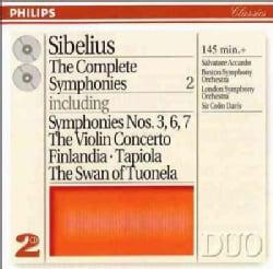 Salvatore Accardo - Sibelius:Complete Syms Vol. 02