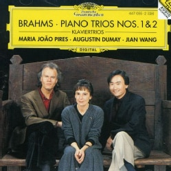 Maria Joao Pires - Brahms: Piano Trios Nos 1 & 2