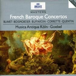 Musica Antiqua Koln - French Baroque Concertos