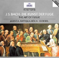 Musica Antiqua Koln - Bach: The Art of Fugue