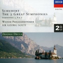 Vienna Philharmonic Orchestra - Schubert: Symphonies Nos 5, 8 & 9