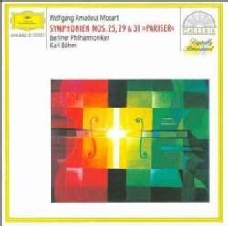 Karl Bohm - Mozart: Salzburg Symphonies Nos 13-16, No 18