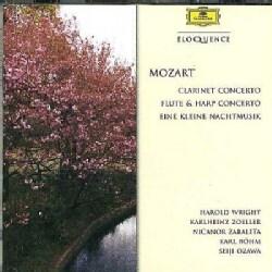 Boston Symphony Orchestra - Mozart: Clarinet Concerto, Flute & Harp Concerto