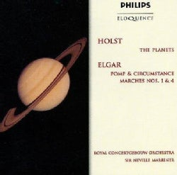 Royal Concertgebouw Orchestra - Holst: Planets/Elgar: Pomp & Circumstance
