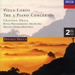 Royal Philharmonic Orchestra - Villa-Lobos: Piano Concertos Nos 1-5