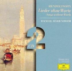 Daniel Barenboim - Mendelssohn:Songs Without Words