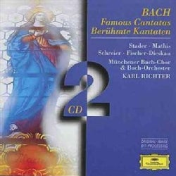 Munich Bach Orchestra - Bach: Famous Cantatas