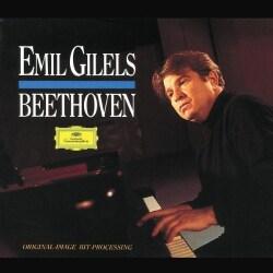 Emil Gilels - Beethoven: Piano Sonatas, Variations