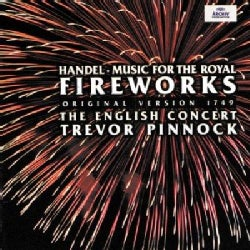 Pinnock/English Chamber Orchestra - Handel:Royal Fireworks