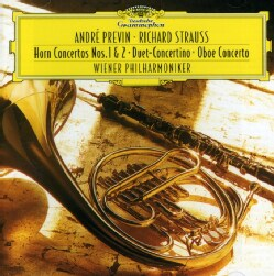 Vienna Philharmonic Orchestra - Strauss: Horn Concertos Nos 1 & 2, Duett Concertino, Oboe Concerto