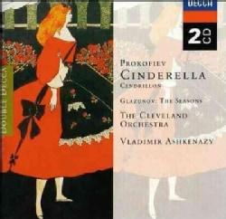 Vladimir Ashkenazy - Prokofiev: Cinderella