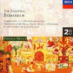 Borodin Quartet - Borodin: Essential Borodin