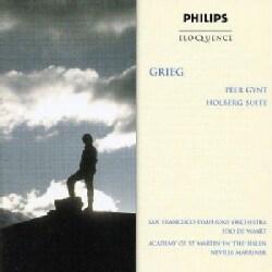 Neville Sir Marriner - Grieg: Peer Gynt, Holberg Suite