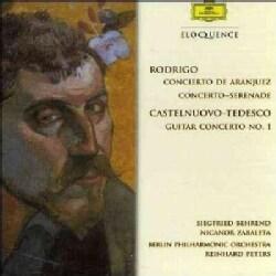 Joaquin Rodrigo - Rodrigo: Concierto De Aranjuez, Concerto Serenade
