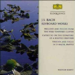 Wilhelm Kempff - Bach: Keyboard Works Preludes & Fugues
