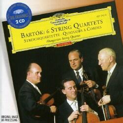 Hungarian String Qt. - Bartok: 6 String Quartets