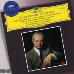 Pierre Fournier - Lalo:Cello Concerto in D Minor