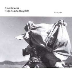 Saluzzi/Rosamunde Qt - Kultrum:Music for Bandoneon & String