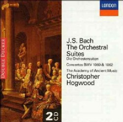 Hogwood/Rousset - Bach,J.S.:Orchestral Suites