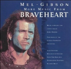 James Horner - More Music from Braveheart