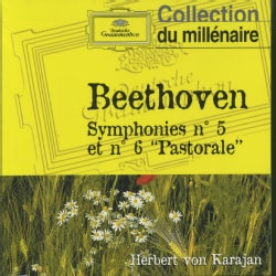 Berlin Philharmonic Orchestra - Beethoven: Symphonies Nos. 5 & 6 'Pastoral'