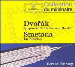 Berlin Radio Symphony Orchestra - Smetana: Moldau/Dvorak: Symphony No. 9 'From The New World'