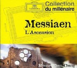 Orchestre De L'Opera Bastille - Messiaen: L'Ascension, Etc.