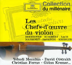 Various - Masterpieces of the Violin